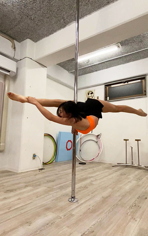 Misora Poledance